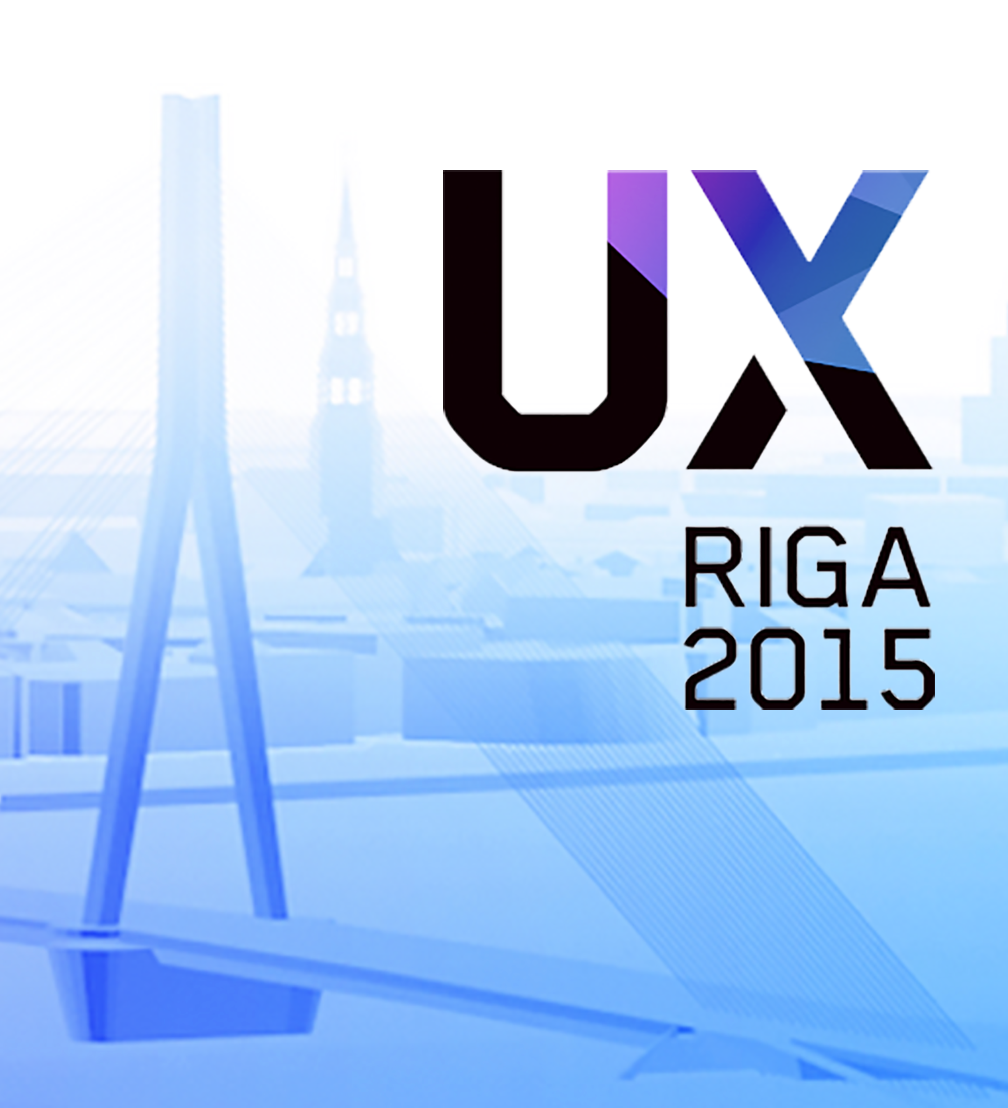 Conference «UX Riga 2017» is approaching ← FOLD