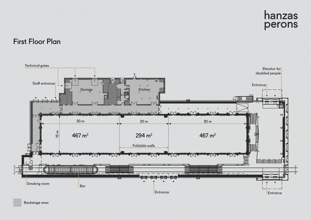Hanzas Perons by Sudraba Arhitektūra ← FOLD